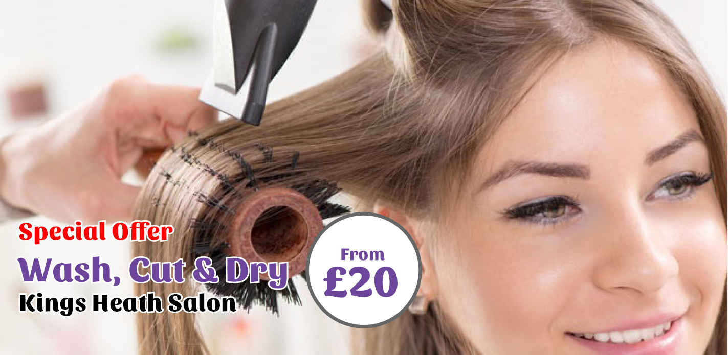 Hemaxi Beauty, Hair Salon Birmingham - wash cut dry