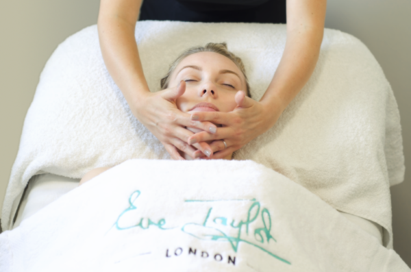 Eve Taylor Facial Massage